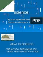 science form 1 bab 1