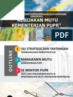 020919_PPM_1A_Kebijakan Mutu PUPR