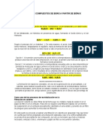 Notas Del Acido Borico (Bitacora)