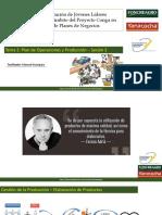 PPT - Plan de Producción y Operaciones - Parte 2