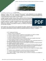 Proteção e Defesa Civil - Apresentação - Centro de Apoio das Promotorias de Justiça de Proteção ao Meio Ambiente e de Habitação e Urbanismo
