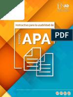 Norma APA 7 Edicion