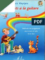 Kleinjans Libro Alumnos Guitarra