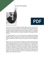 Gobiernos de Bertrand y López Gutiérrez