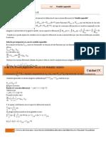 Unidad IV  (Tópico 4.4 Variable separable)