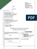 Kearns v. Robinhood complaint