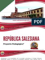 República Salesiana Modelo Socialización