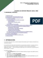 Guión Jornada open government  organizada por la Red de Municipios Digitales de Castilla y León.