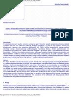 Geotechnika-Ocena zmian projektowych warunków posadowienia sztywnego ustroju płytowo-palowego wspierającego konstrukcję komina_art