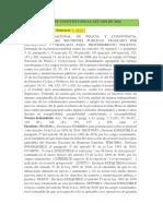 SENTENCIAS CORTE CONSTITUCIONAL LEY 1801 DE 2016