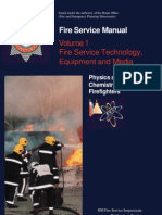 Physics and Chemistry For Firefighters