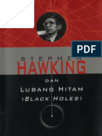 Stephen Hawking Dan Lubang Hitam