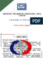 BECIL PRESENTATION BASIC DETAILS 2009-10
