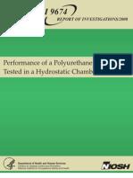 Hydrostatic chamber