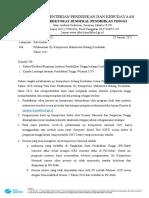 Surat Pengumuman UKOM 2021