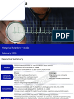 Hospital Market India Sample 090703031316 Phpapp02