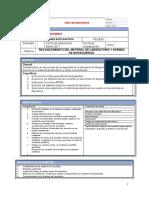 #1 Guía de laboratorio Reconocimiento del material y normas de bioseguridad actualizado 2018