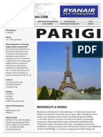 Guida turistica Parigi