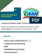 360 Degree Leader Workshop 4 PPT