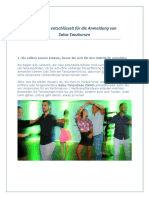 7 Mythen Entschlüsselt Für Die Anmeldung Von Salsa-Tanzkursen