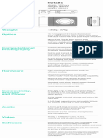 Alice Camera Specifications