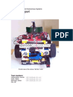 RF Based SPY robot