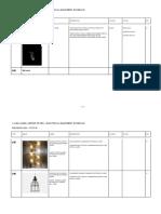 CJ WL Electrical Lighting Schedule C04 CI