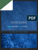 SAMSUNG - LOGO STUDY