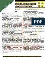 LITERATURA - S12