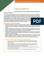 Ebola et Cholera vers COVID FR