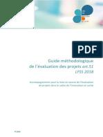 Article 51 Guide Methodologique Evaluation Des Projets Articles 51 Document Complet