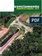 2019 Ibama Relatorio Licenciamento