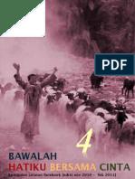 BAWALAH HATIKU BERSAMA CINTA EDISI 4