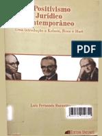 Luis Fernando Barzotto - O Positivismo Jurídico Contemporâneo_ Uma Introdução a Kelsen, Ross e Hart-Editora Unisinos (2003)