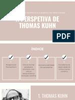 Thomas Kuhn - Filosofia 12º ano