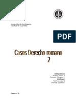 Casos nº 2 Derecho Romano