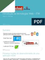 Aula 11 - ITW_App