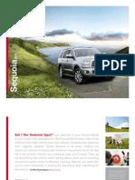2011 Toyota Sequoia - Don Ringler Austin Toyota Dealer