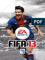 FIFA 13 Manual