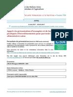 PKL's contribution -CFS_Nutrition