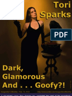 Songwriter's Monthly Feb. '11, #133 - Tori Sparks