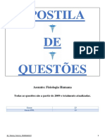 Enem-Questões-Fisiologia Humana