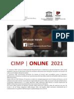 Regolamento CIMP Online 2021