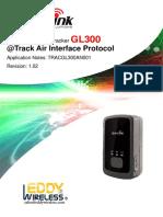 GL300 Tracker Air Interface Protocol V102 Decrypted.100131106