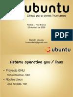CharlaUbuntu-Flisol2009