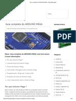 Guia completo do ARDUINO MEGA - Blog Eletrogate