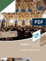 Kunst, Kultur & Feste in Bayern 2011