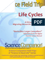 Science Companion Life Cycles Virtual Field Trip