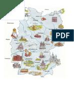 51415 Deutschland Realien Puzzle Spiel
