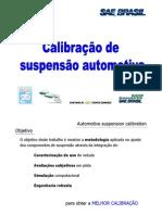 SAE presentation - Automotive suspension calibration - Flavio Franceschini - SAE Brasil 2002